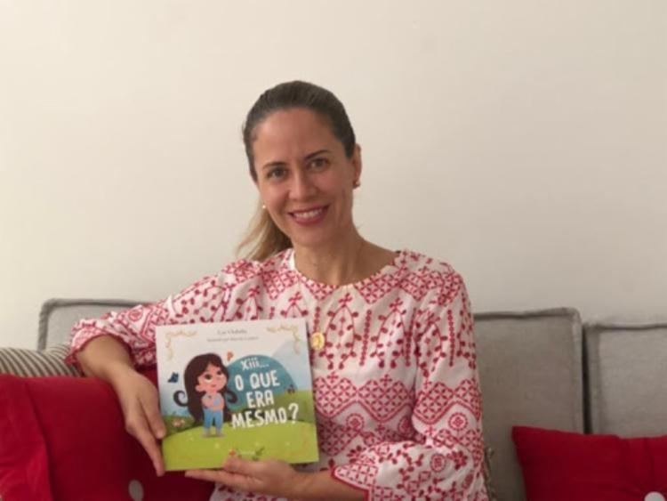 Eliana Oubiña já começou a escrever mais dois livros - Foto: Divulgação