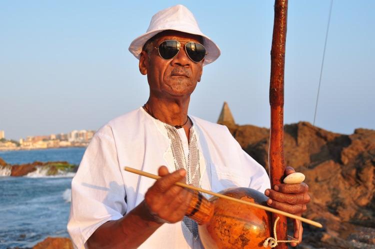 Morador da Boca do Rio, Lourimbau circulava muito pelo Rio Vermelho e centro da cidade | Foto: Reprodução - Foto: Reprodução