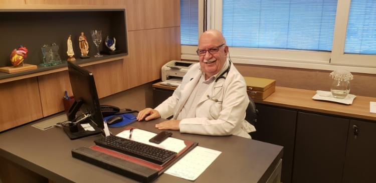 Cardiologista Maurício Nunes participou do 'Isso é Bahia' | Foto: Reprodução | Facebook - Foto: Reprodução | Facebook