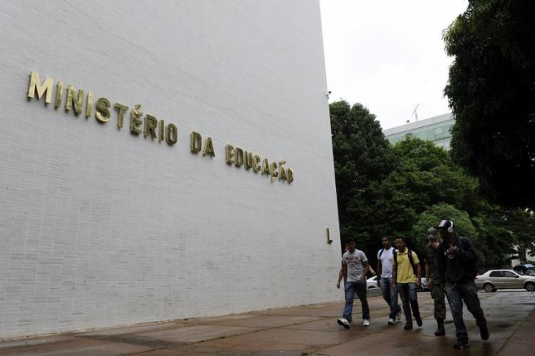 Programa do MEC tem objetivo de enfrentar deficiências de alfabetização | Foto: Agência Brasil - Foto: Arquivo | Agência Brasil