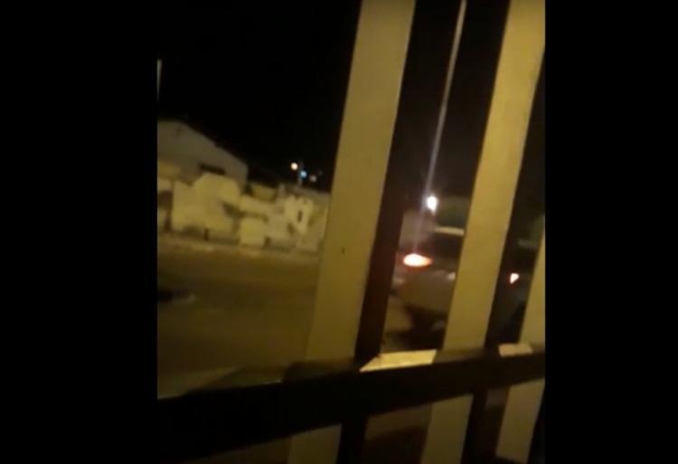 Caso foi registrado em vídeos que circulam em grupos | Foto: Reprodução - Foto: Reprodução