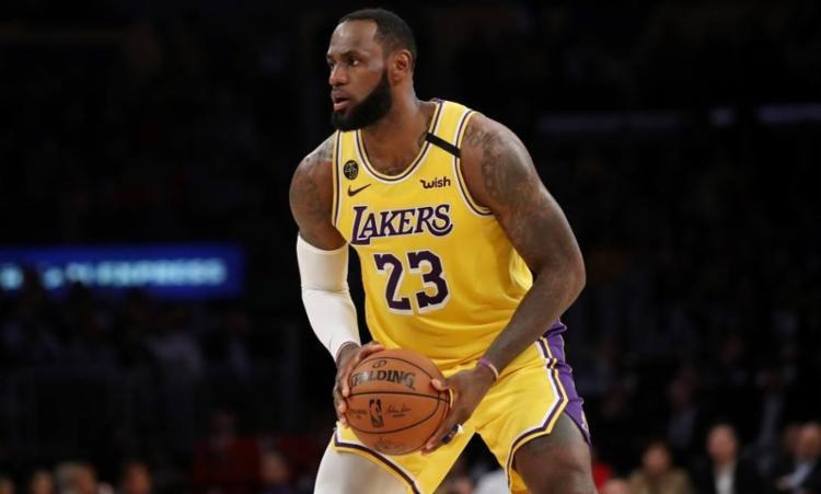 Uma das grandes atrações será descobrir se LeBron e o Lakers são capazes de alcançar o título e oferecê-lo em memória de Kobe Bryant | Foto: Kateyln Mulcahy | AFP - Foto: Kateyln Mulcahy | AFP