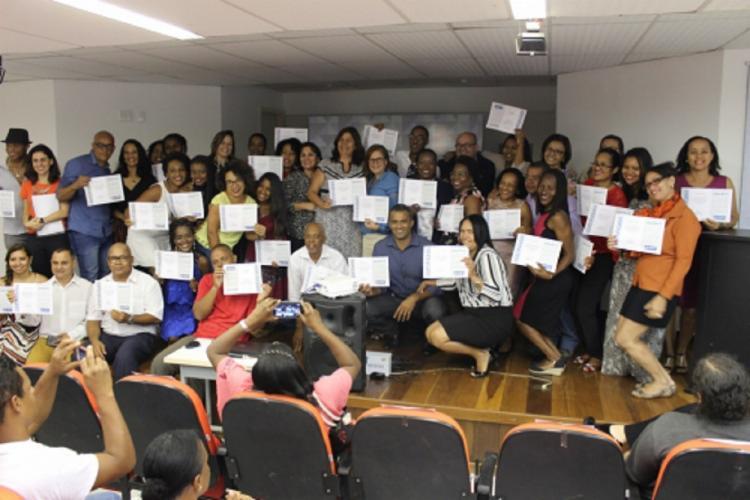 Projeto capacita lideranças comunitárias nas áreas de gestão financeira e comunitária   Foto: Divulgação   Parque Social - Foto: Divulgação   Parque Social