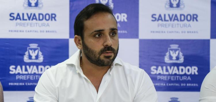 Secretário Bruno Barral prepara plano para retorno das aulas em Salvador - Foto: Divulgaçao