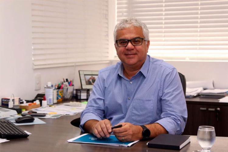 Secretário Sérgio Guanabara foi o entrevistado do programa Isso é Bahia, na rádio A TARDE FM | Foto: Divulgação | Sedur - Foto: Divulgação | Sedur