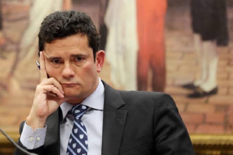 Moro afirmou ainda que foi alvo de ataques do grupo após ter deixado o cargo no governo | Foto: Wilson Dias | Agência Brasil - Foto: Wilson Dias | Agência Brasil