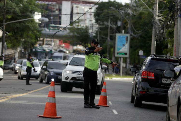 A construção da via contou com um investimento de aproximadamente R$ 2,7 milhões | Foto: Joá Souza | Ag. A TARDE - Foto: Joá Souza | Ag. A TARDE
