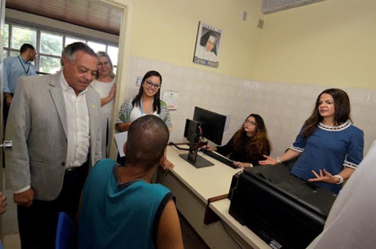 Prática foi implantada em 2019 em atendimento a Osid | Foto: Divulgação | TJBA - Foto: Divulgação | TJBA