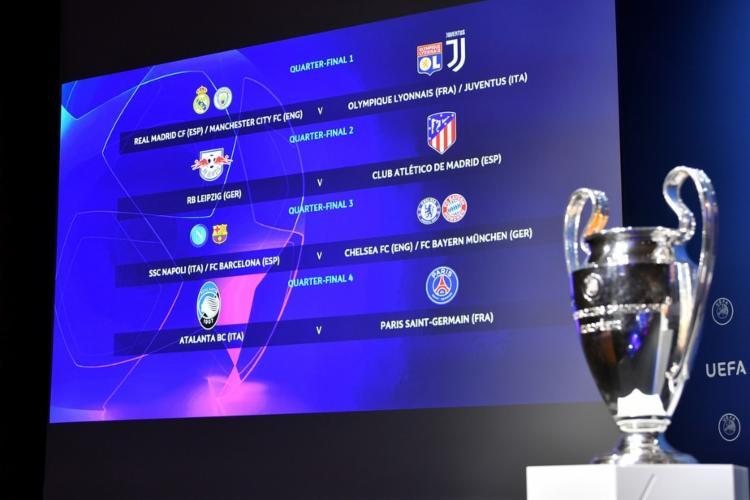 Jogos serão disputados em Lisboa, Portugal   Foto: Harold Cunningham   UEFA   AFP - Foto: Harold Cunningham   UEFA   AFP