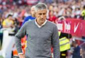 Após levar oito do Bayern, Barcelona demite treinador Quique Setién | Foto: Divulgação | FCB