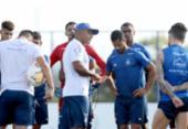 Bahia encerra preparação para estreia contra o Coritiba | Foto: Felipe Oliveira | EC Bahia