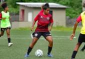 Time feminino do Vitória segue preparação para retorno do Brasileirão | Foto: Letícia Martins | EC Vitória