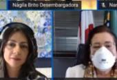 Mesa-redonda discute papel da mulher no sistema jurídico | Foto: Reprodução | YouTube