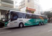 Ônibus passa por teste para operar no sistema BRT de Salvador | Foto: Divulgação | Secom
