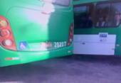 Dois ônibus são assaltados por dupla em Salvador | Foto: Reprodução | Twitter