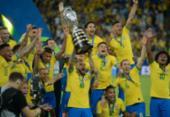 Conmebol divulga jogos da Copa América e libera trocas para mata-mata | Foto: Fernando Frazão | Agência Brasil