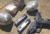 Homem é preso suspeito de tentar arremessar drogas para presídio em Salvador | Foto: Divulgação | SSP