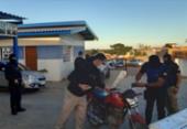 Oito suspeitos de tráfico são presos em Bom Jesus da Lapa e Brasília | Foto: Divulgação | SSP