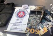 Trio que ostentava armas em vídeo nas redes sociais morre em confronto | Foto: Divulgação | SSP