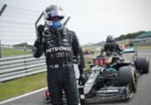 Bottas conquista pole no GP dos 70 anos da F1 | Andrew Boyers | Pool | AFP
