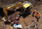 Bombeiros anunciam retomada das buscas em Brumadinho | Divulgação | Corpo de Bombeiros de Minas Gerais