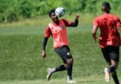 Leão encerra preparação e relaciona atletas para duelo | Letícia Martins | EC Vitória