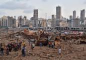 Doadores ajudam na recuperação do Líbano | STR | AFP