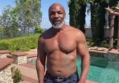 Luta de Mike Tyson é adiada para 28 de novembro   Reprodução