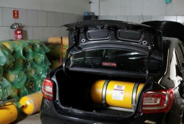 Nova lei do gás vai reduzir preço do GNV | Raul Spinassé | Ag. A TARDE