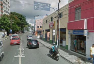 Avenida Joana Angélica passa a ser de mão única a partir deste sábado   Reprodução   Google Street View