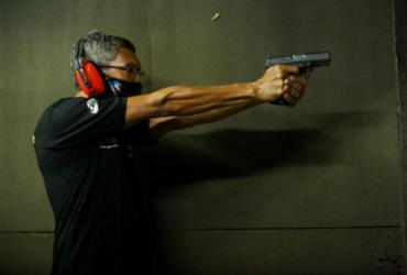 Demanda por armas aumenta 620% na Bahia | Rafael Martins | Ag. A TARDE