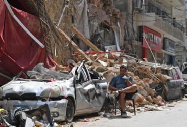 Parlamento do Líbano debate declaração do estado de emergência em Beirute   AFP