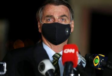 Bolsonaro, Maia e Alcolumbre defendem teto de gastos em pronunciamento