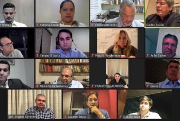Business Bahia entrega propostas tributárias ao senador Ângelo Coronel  