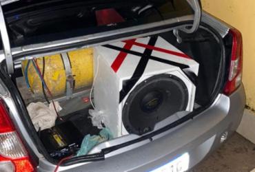 Festas são encerradas e aparelhos de som apreendidos em Camaçari | Divulgação | SSP
