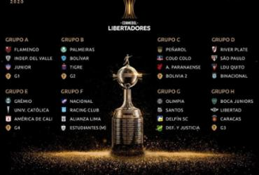Conmebol aprova protocolo de saúde para Libertadores e Sul-Americana   Divulgação   Conmebol