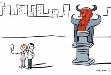 Crônica: Estátua! | Divulgação