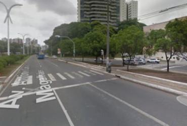 Tráfego de veículos será interditado na Av. Dendezeiros | Reprodução | Google Maps