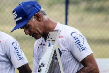 Amadeu se despede do Bahia para comandar equipe do futebol árabe   Felipe Oliveira   EC Bahia