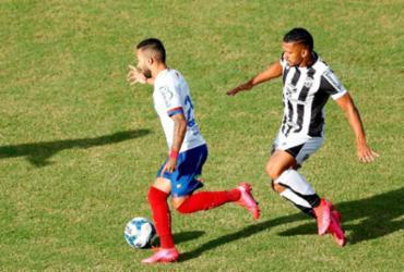 Bahia toma virada do Ceará e se complica para jogo de volta do Nordestão   Felipe Oliveira   EC Bahia