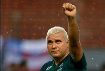 Ídolo do Bahia, Nonato anuncia pré-candidatura para vereador em cidade de Goiás | Felipe Oliveira | E.C.Bahia