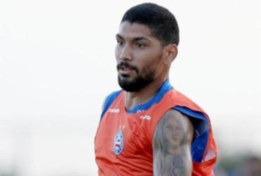 Yuri rescindi com o Bahia e acerta com o Oeste para disputa da Série B   Felipe Oliveira   EC Bahia
