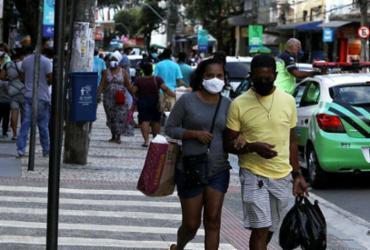 Agravamento da pandemia deve fazer PIB baiano cair no 1º trimestre de 2021, aponta SEI | Felipe Iruatã | Ag. A TARDE
