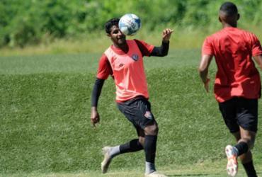 Vitória encerra preparação e relaciona 22 atletas para duelo com Figueirense | Letícia Martins | EC Vitória