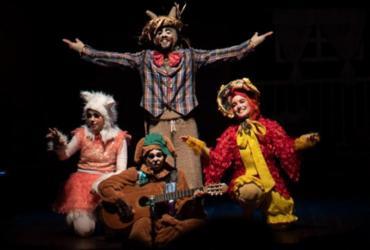 Espetáculo Os Saltimbancos é apresentado em Drive In em Salvador | Ricardo Ribeiro | Divulgação