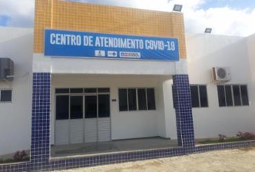 UPA para pacientes com suspeita de Covid-19 é inaugurada em Gandu