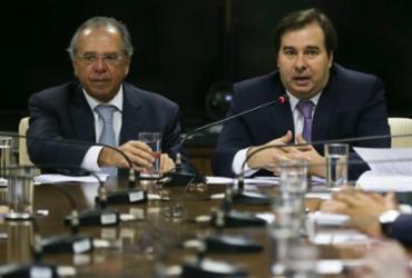 Para Guedes, escutar conselheiros sobre teto de gastos pode resultar em impeachment   José Cruz   Agência Brasil
