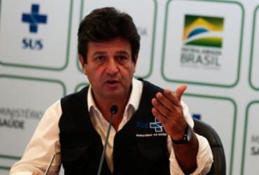 Mandetta finaliza livro que fala sobre passagem pelo Ministério da Saúde | Marcello Casal | JrAgência Brasil