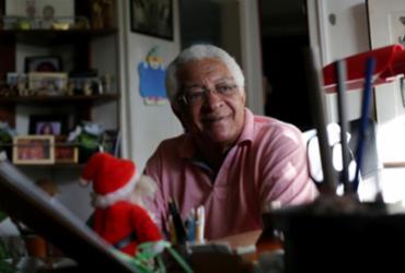 Historiador e escritor, Jaime Sodré, morre aos 73 anos em Salvador   Adilton Venegeroles   Ag. A TARDE