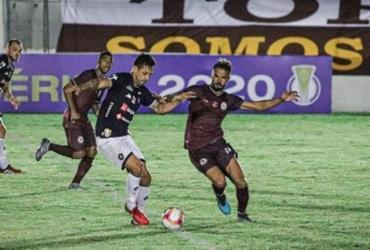 De virada, Jacuipense perde para o Remo na estreia da Série C | Renan Oliveira | Jacuipense